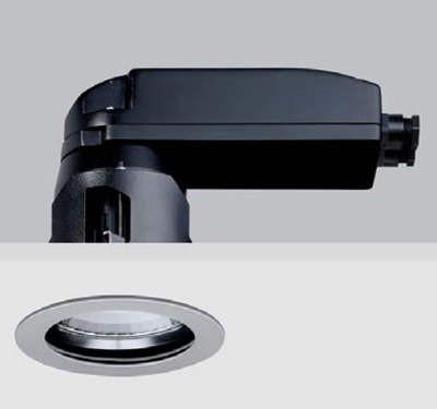 Ceiling-recessed downlight