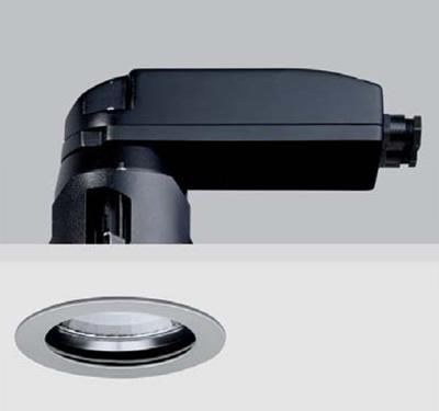 Ceiling-recessed downlight