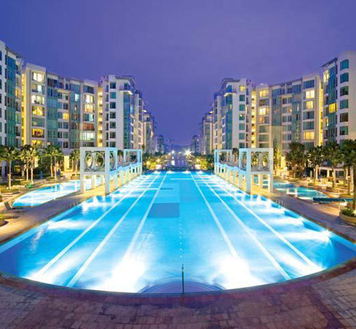 Carribean Condominium, Keppel By the Bay