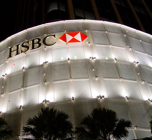 HSBC @ Collyer Quay