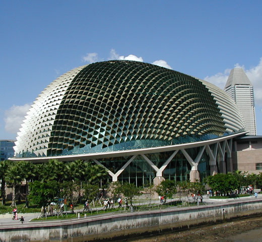 The Esplanade - Theatres by the bay