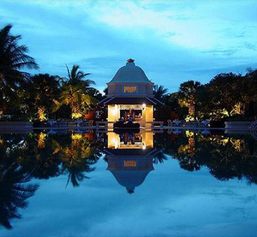 The Grand Hotel in Siem Reap