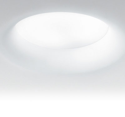 Recessed Luminaire-Bubble